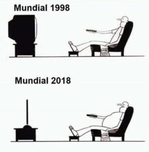 Sédentarité et Football