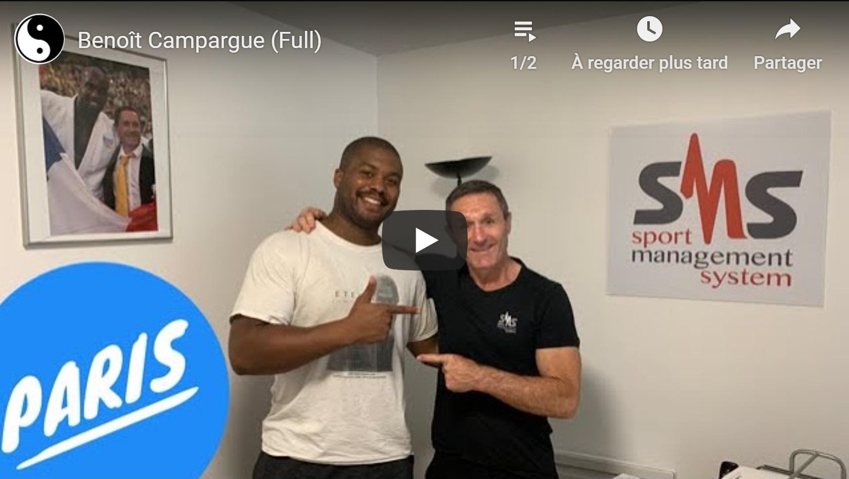 interview vidéo Benoit Campargue