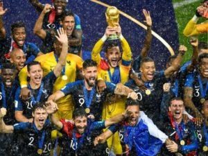 victoire coupe du monde